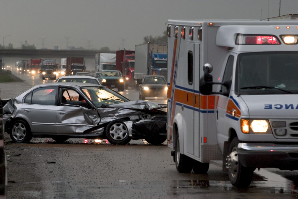car accident crash dallas